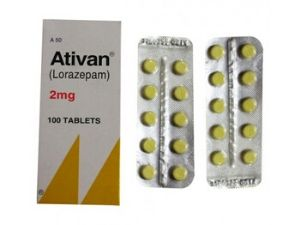 Ativan-2mg